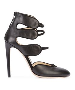 CHLOE GOSSELIN | Strappy Stiletto Pumps