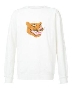 Maharishi   Panther Head Sweatshirt M