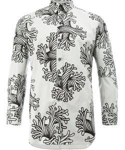 Christopher Nemeth | Рубашка С Принтом Кораллов