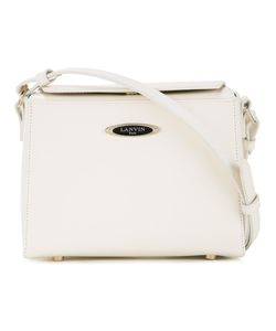 Lanvin | Small Square Shoulder Bag Calf Leather