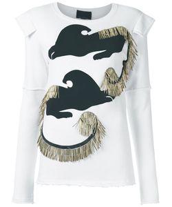 Andrea Bogosian | Embellished Sweatshirt