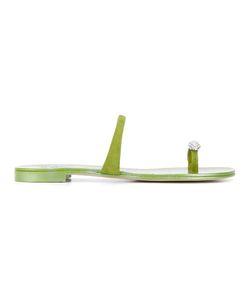 Giuseppe Zanotti Design   Embellished Toe Sandals
