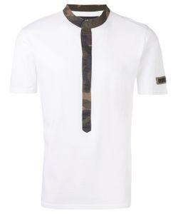 Hydrogen | Contrast Trim T-Shirt