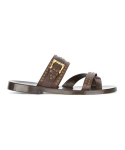 Louis Leeman | Slider Sandals 44