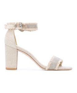 Stuart Weitzman   Chaingang Sandals 36.5