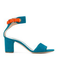 Casadei | Block Heel Sandals Size 41