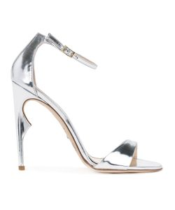 JEROME ROUSSEAU | Malibu Thorn Heel Sandals Calf
