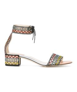 Rene' Caovilla | René Caovilla Embellished Sandals 40