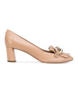 Casadei | Туфли С Цепочными Звеньями