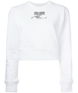 Courreges | Courrèges Logo Sweatshirt Size 4