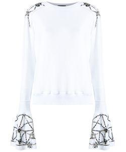 Andrea Bogosian | Embellished Jumper Size Medium