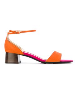 Michel Vivien | Block Heel Sandals Size 41