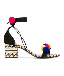 SCHUTZ | Contrast Sandals Size 38