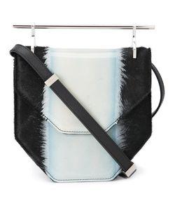 M2Malletier | Pony Hair Crossbody Bag Calf Hair/Leather