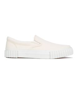 ganryu | Slip-On Sneakers Size 41 Cotton/Canvas/Styrene-Butadiene Rubber Sbr