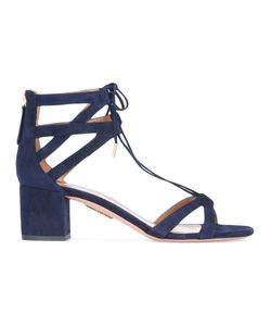 Aquazzura | Beverly Hills Sandals Size 35.5