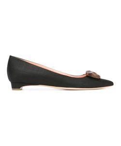 Rupert Sanderson | Stoned Ballerina Shoes Size 37