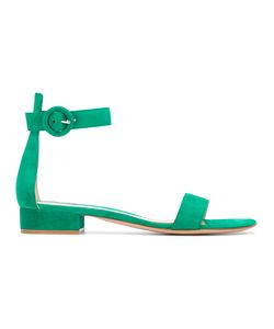 Gianvito Rossi | Ankle Length Sandals 37 Goat Skin/Leather