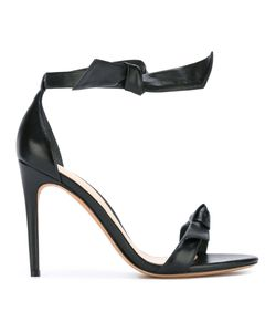 Alexandre Birman | Carlita Nappa Sandals 36.5 Calf Leather/Leather