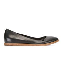 Roberto Del Carlo | Classic Ballerinas 37.5 Calf Leather/Leather