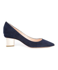 Nicholas Kirkwood | Pointed Toe Pumps 37 Suede/Leather