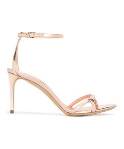 Casadei | Stiletto Sandals 37.5 Leather