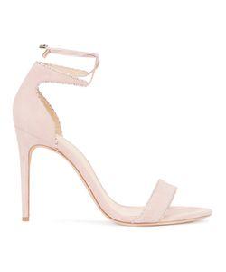 Alexandre Birman | Lace-Up Ankle Sandals 39 Leather