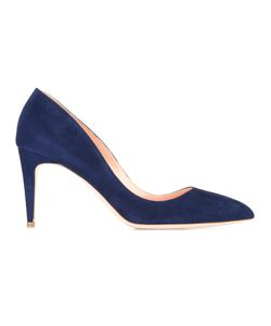 Rupert Sanderson | Nada Pumps 38 Suede/Leather