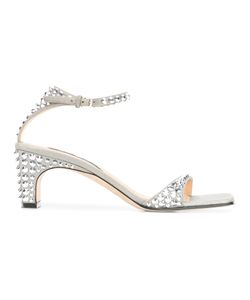Sergio Rossi | Studded Sandals Size 37.5