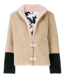 Saks Potts | Contrast Cuff Jacket Women