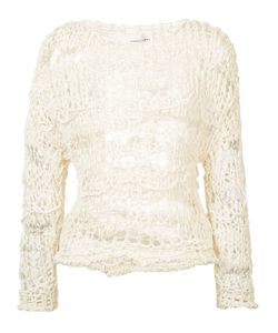 Isabel Benenato | Multi Knit Sweater