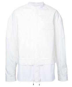 JUUN.J | Concealed Placket Shirt 48 Cotton/Polyester