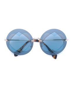 Miu Miu Eyewear   Солнцезащитные Очки Azure
