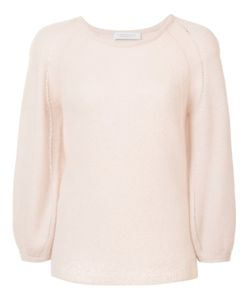 Gabriela Hearst | Balloon Sleeve Jumper Small Cashmere/Silk