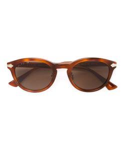 Gucci Eyewear | Tortoiseshell Oval Sunglasses