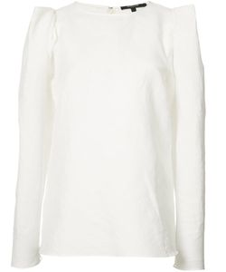 Derek Lam | Structured Shoulders Blouse