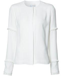 Nellie Partow | Round Neck Shirt 4 Silk/Acetate/Viscose