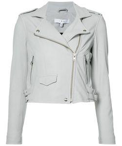 Iro | Cropped Biker Jacket Size 38