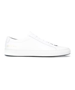 Common Projects | Original Achilles Low Sneakers 42 Leather/Rubber