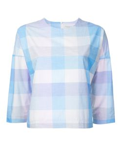Maison Kitsune | Рубашка В Клетку