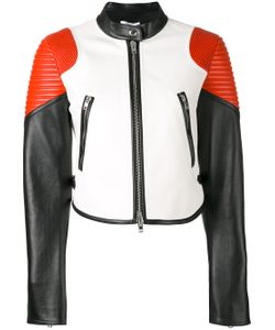 Givenchy | Colour-Block Biker Jacket