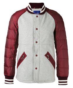 JUNYA WATANABE COMME DES GARCONS | Junya Watanabe Comme Des Garçons Man Contrast Panel Varsity Jacket