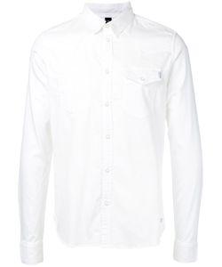 Factotum | Рубашка С Нагрудным Карманом
