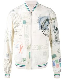 Alexander McQueen | Letters From India Bomber Jacket 48