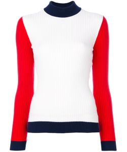 Courreges | Colour Block Sweater