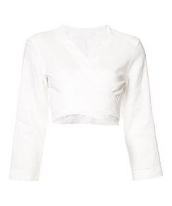 Lisa Marie Fernandez   Kimono Blouse 2 Linen/Flax