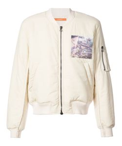 Komakino | Graphic Print Bomber Jacket Men