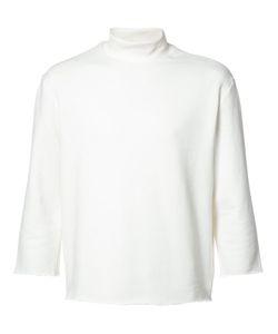 Bristol | Turtleneck Sweatshirt Large Cotton