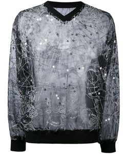 Ktz | Embroidered Sweater