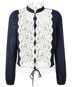 See By Chloe | See By Chloé Embroidered Blouse Size 38